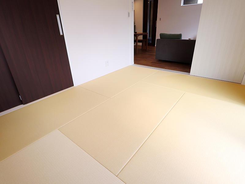 新築フォーセンス完成 半畳たたみ|滋賀で家を建てるなら匠工房