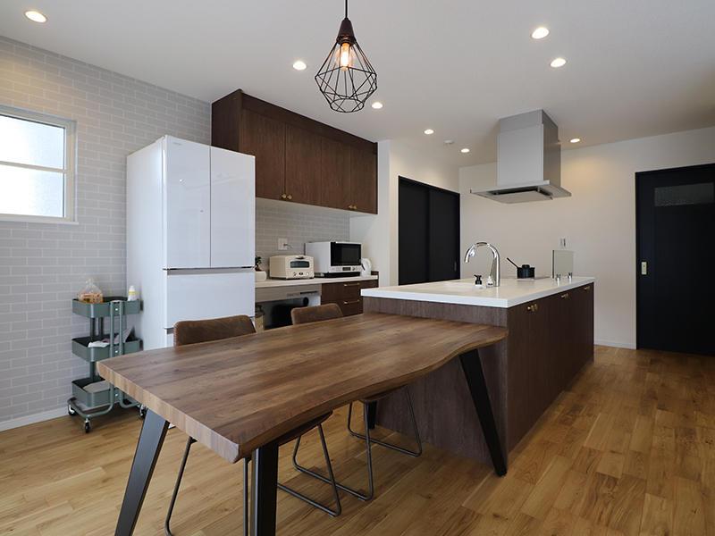 フォーセンス完成 DK|滋賀で家を建てるなら匠工房