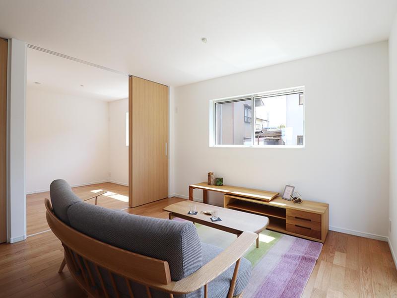 フォーセンス新築完成 リビング|滋賀で家を建てるなら匠工房
