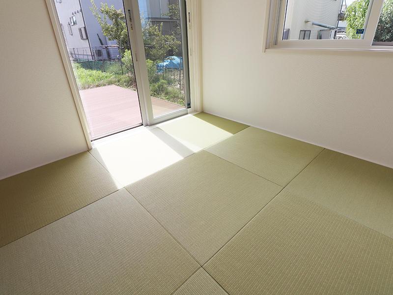 ゼロキューブ新築完成 半畳の畳|滋賀で家を建てるなら匠工房