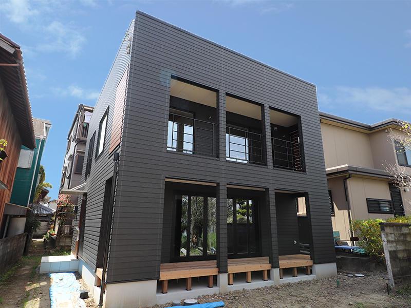 新築ゼロキューブマリブ完成 ZERO-CUBE MALIBU|滋賀で建てるなら匠工房
