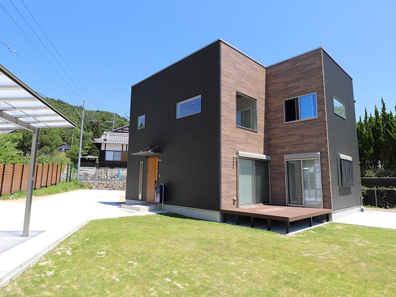 甲賀市フォーセンス新築施工事例
