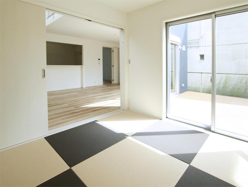畳 和室 内装 施工事例