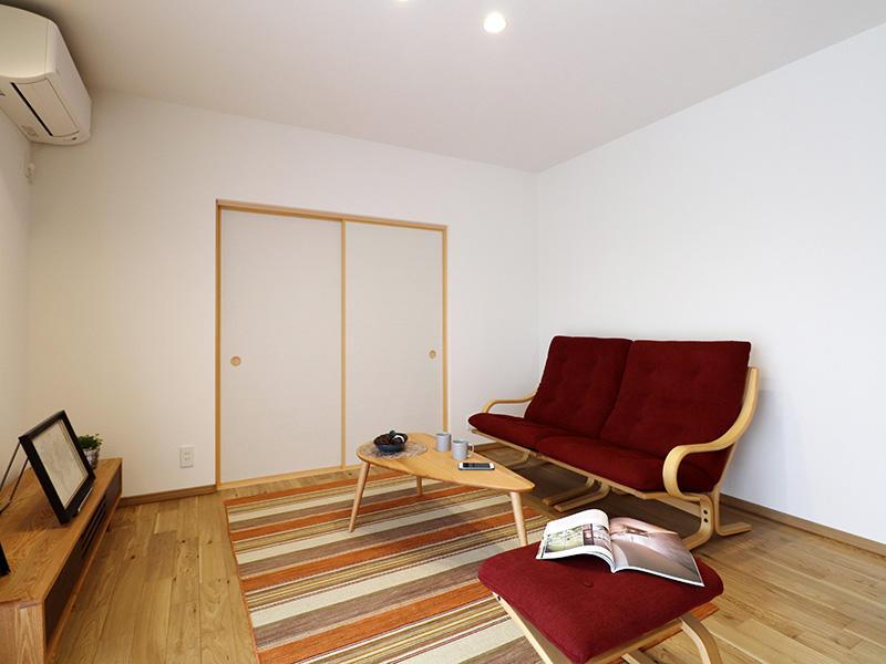 新築フォーセンス完成 リビングスペース|滋賀で家を建てるなら匠工房