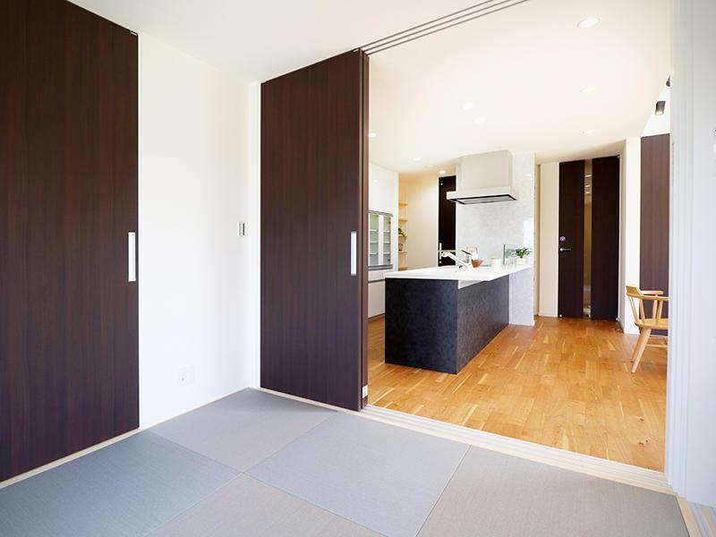 フォーセンス新築完成 和室|滋賀で家を建てるなら匠工房