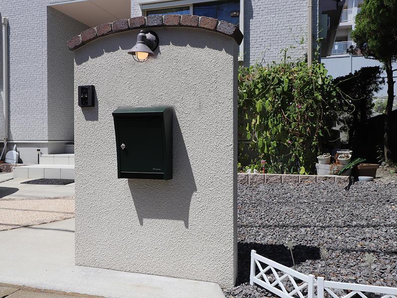 フォーセンス新築完成 ポスト|滋賀で家を建てるなら匠工房