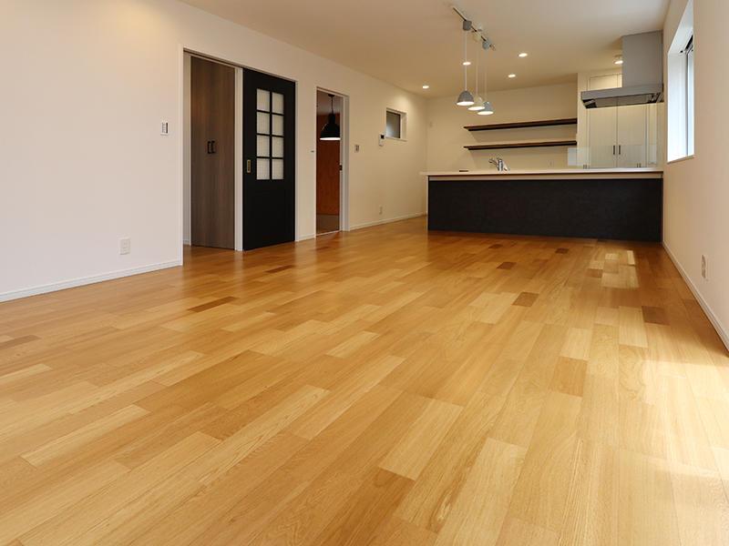 フォーセンス新築完成 キッチン・ダイニング|滋賀で家をたてるなら匠工房