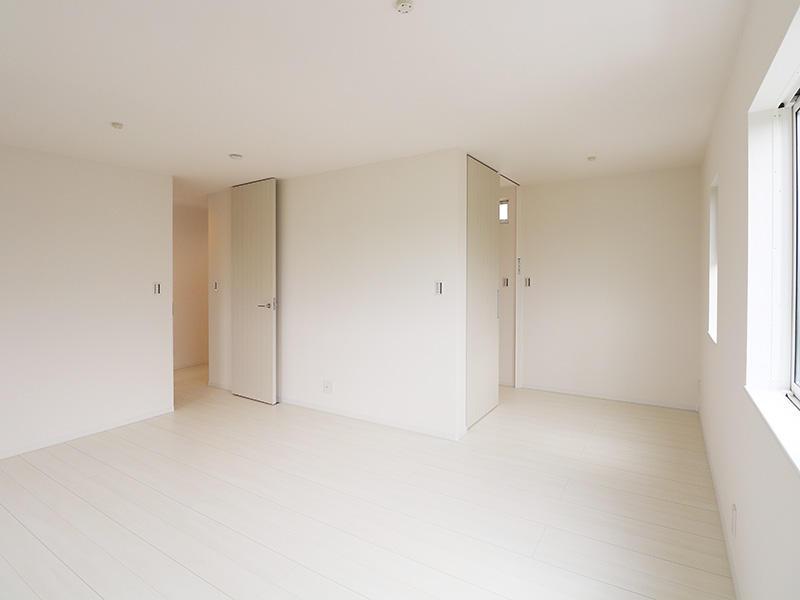 新築フォーセンス完成 洋室|滋賀で家を建てるなら匠工房