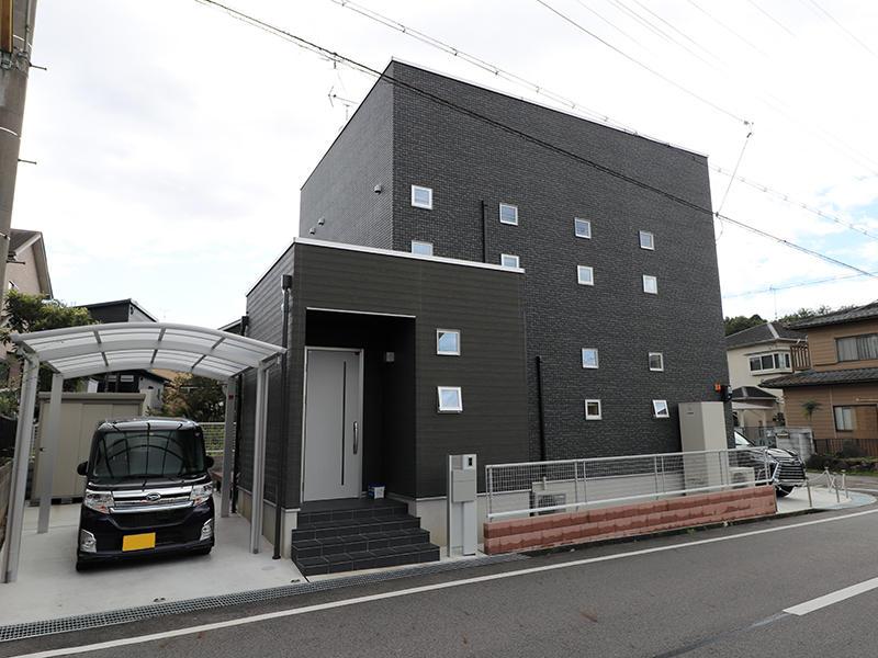 甲賀市新築施工事例
