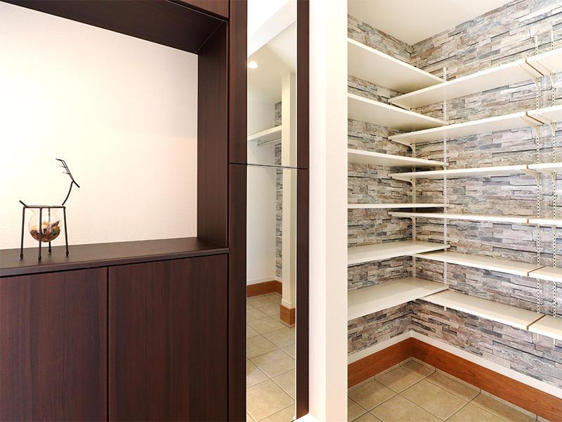 フォーセンス新築完成 玄関収納|滋賀で家を建てるなら匠工房