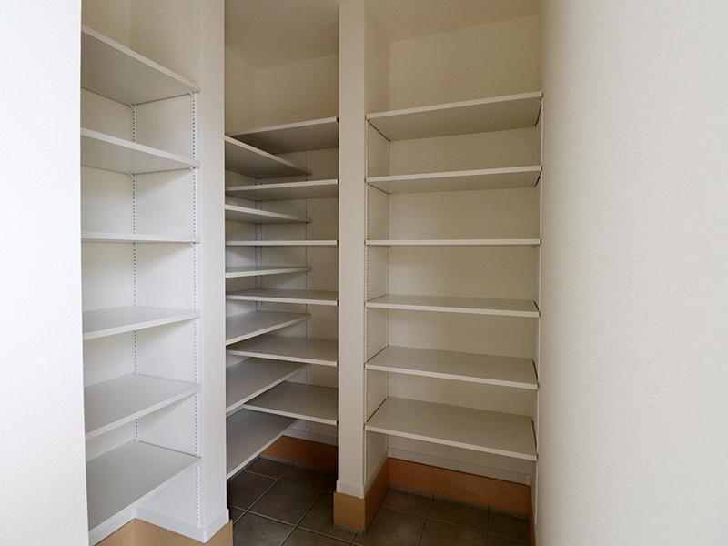 新築フォーセンス完成 玄関収納|滋賀で家を建てるなら