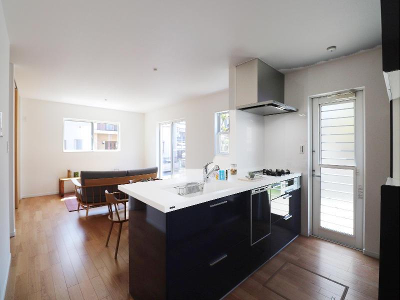 フォーセンス新築完成 キッチン|滋賀で家を建てるなら匠工房