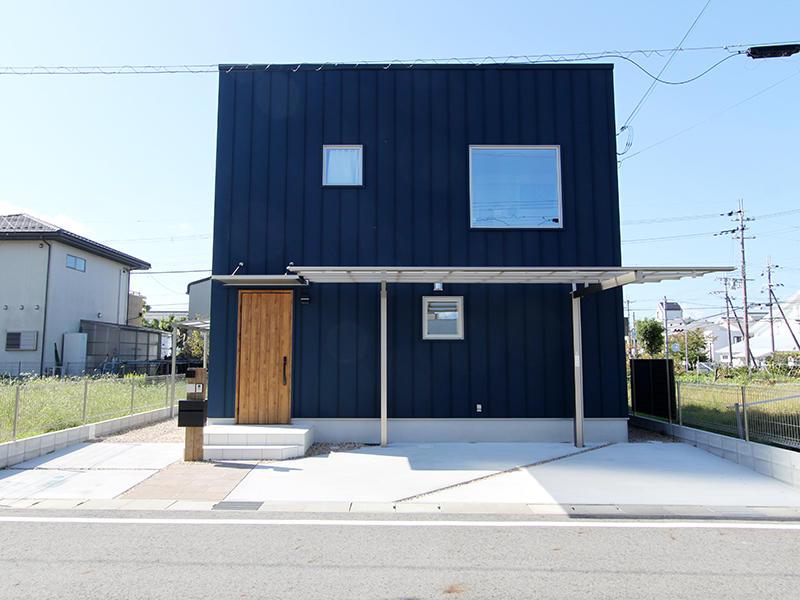ゼロキューブ新築完成 ゼロキューブ|滋賀で家を建てるなら匠工房