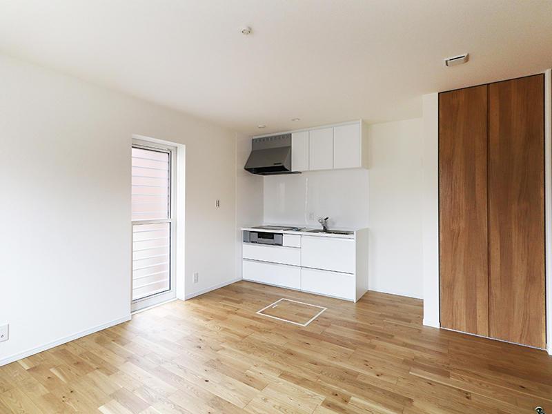 二世帯住宅フォーセンス新築完成|LDK