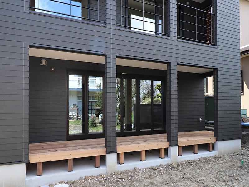 新築ゼロキューブマリブ完成 ゼロキューブマリブ|滋賀で建てるなら匠工房