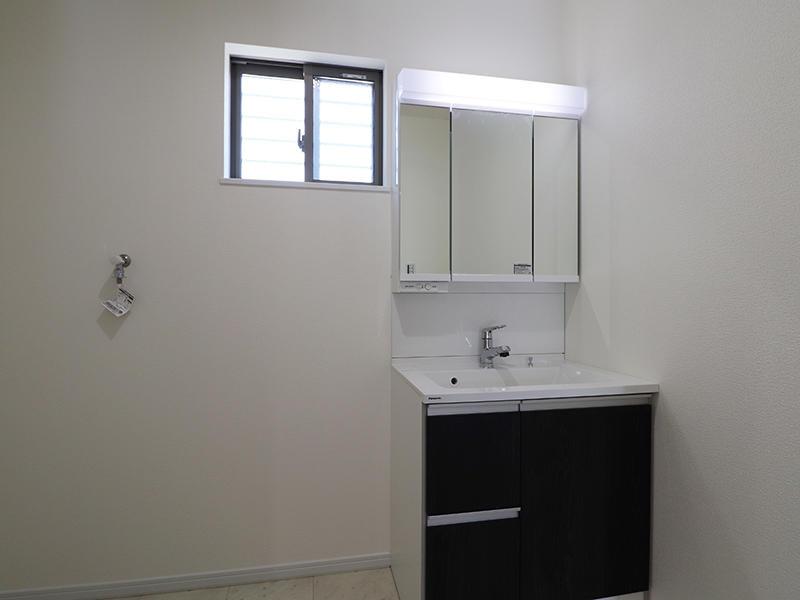 広々空間 洗面脱衣室