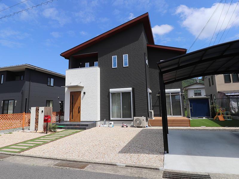 新築フォーセンス完成|滋賀で家を建てるなら匠工房