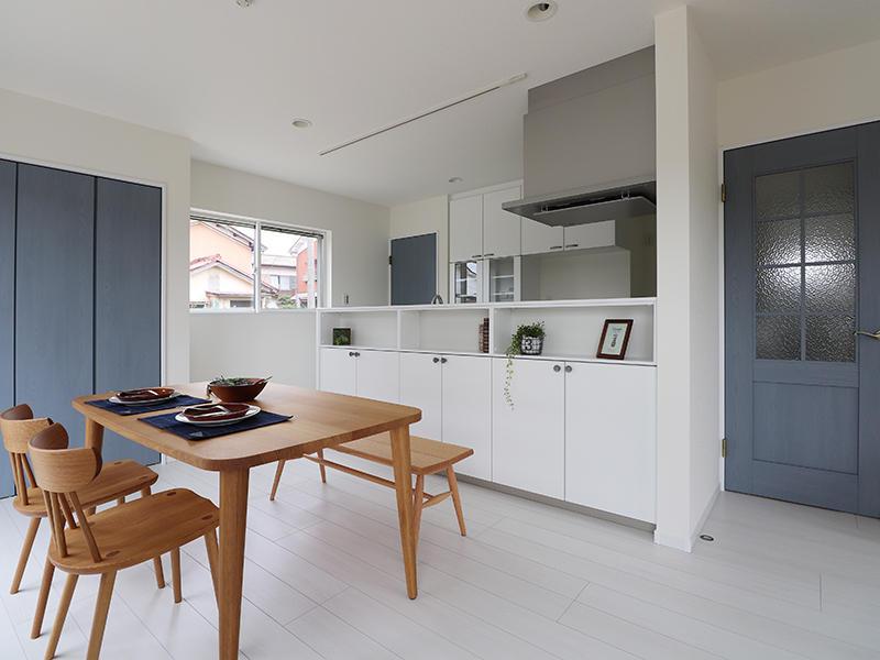新築フォーセンス完成 ダイニング・キッチン|滋賀でリフォームするなら匠工房