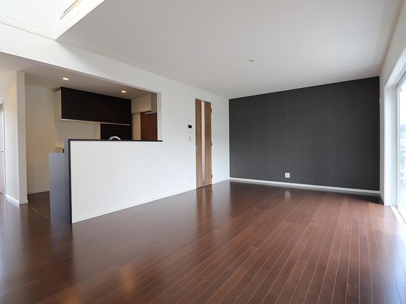 新築ゼロキューブ完成 LDK|滋賀で家を建てるなら匠工房