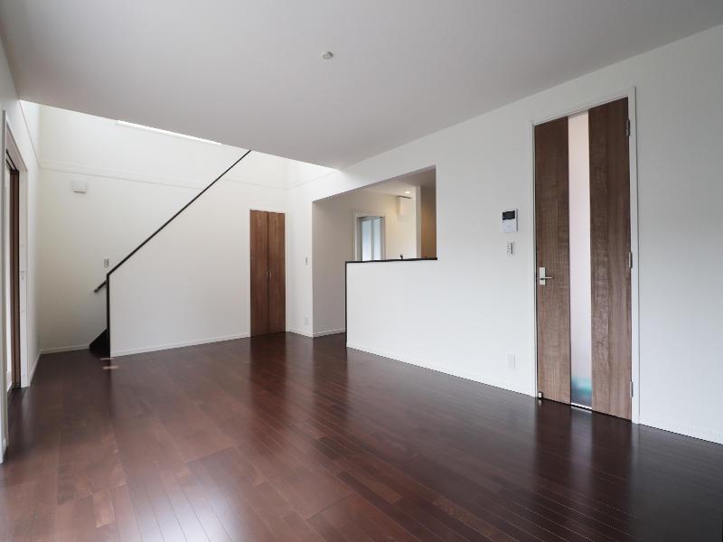 新築ゼロキューブ完成 ダイニング・キッチン|滋賀で家を建てるなら匠工房