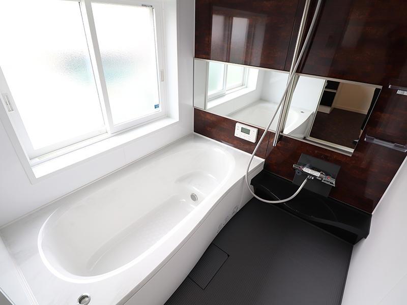 新築ゼロキューブ完成 システムバス|滋賀で家を建てるなら匠工房