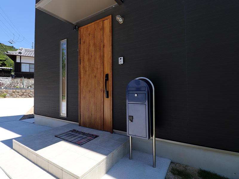 新築フォーセンス完成 ポスト|滋賀で家を建てるなら匠工房