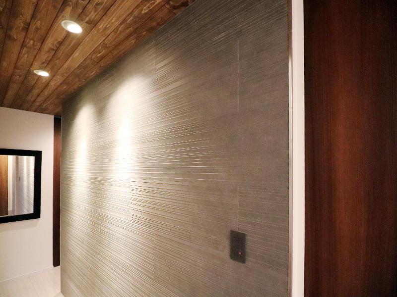 新築フォーセンス完成 タイル|滋賀で家を建てるなら匠工房