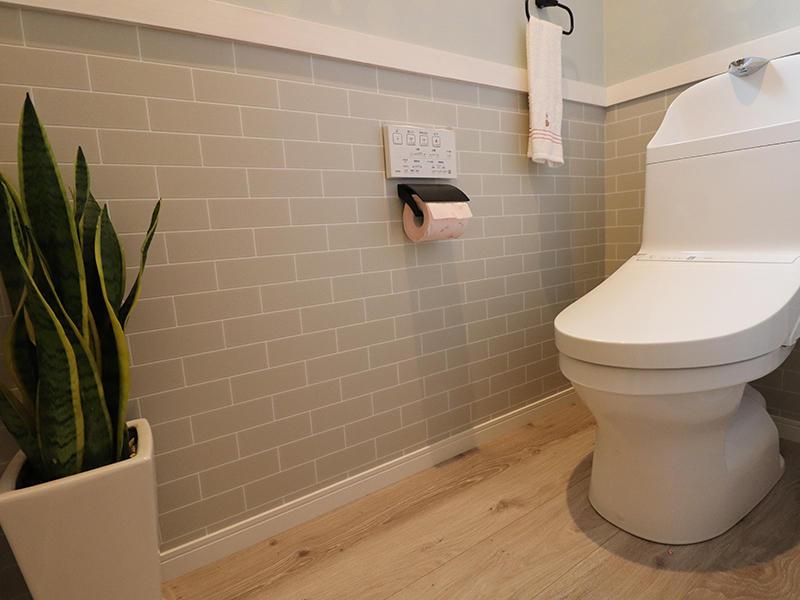 新築フォーセンス完成 トイレ2|滋賀で家を建てるなら匠工房