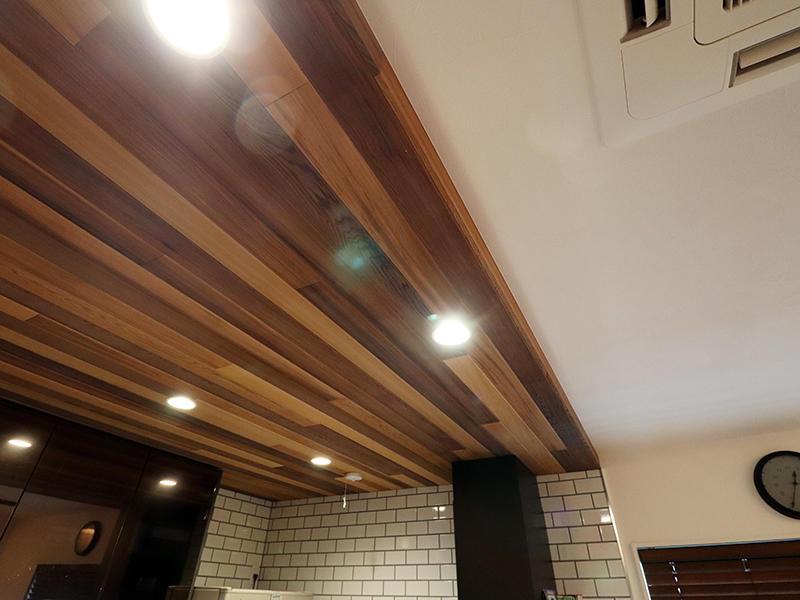新築フォーセンス完成 羽目板|滋賀で家を建てるなら匠工房