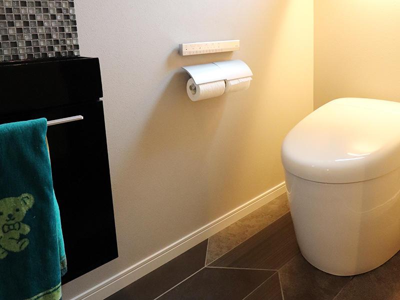 新築フォーセンス完成 トイレ3|滋賀で家を建てるなら匠工房
