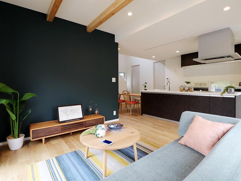 新築フォーセンス完成 living|滋賀で家を建てるなら匠工房