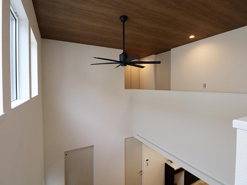 新築フォーセンス完成 木目天井|滋賀で家を建てるなら匠工房
