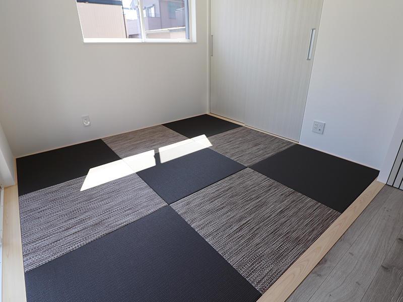 畳は琉球風畳