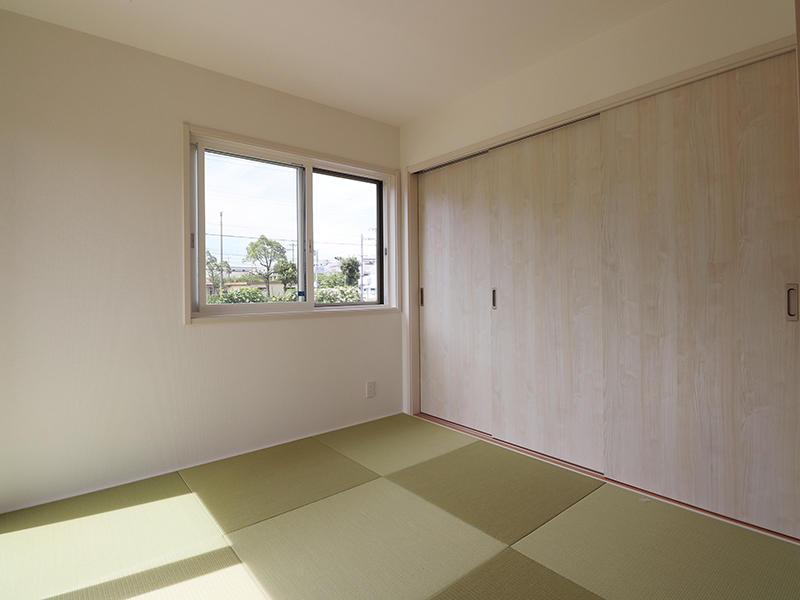 ゼロキューブ新築完成 和室|滋賀で家を建てるなら匠工房