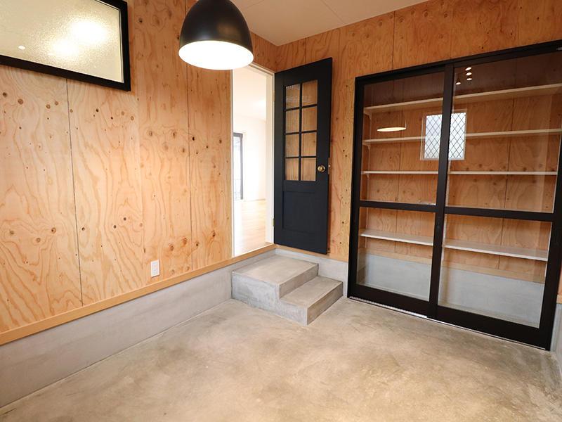 フォーセンス新築完成 土間スペース|滋賀で家を建てるなら匠工房