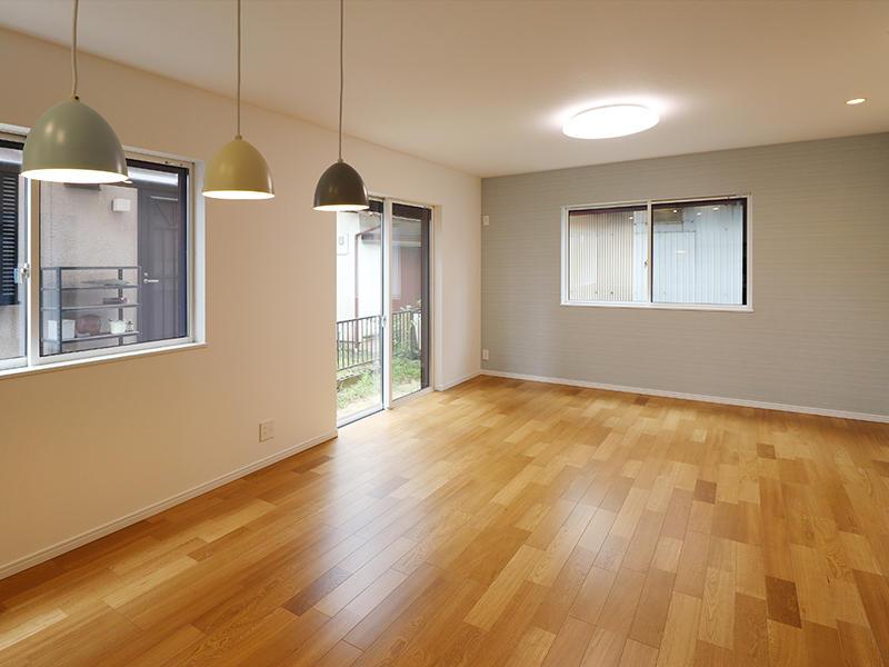 フォーセンス新築完成 リビング・ダイニング|滋賀で家をたてるなら匠工房