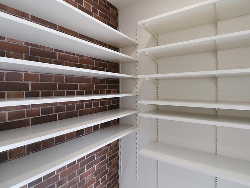 新築フォーセンス完成 シューズクローゼット|滋賀で家を建てるなら匠工房