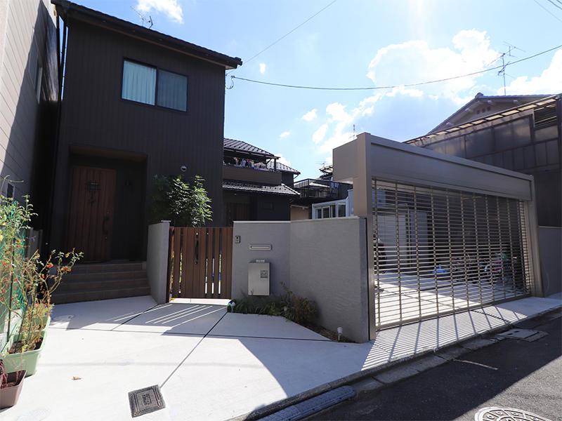新築フォーセンス完成 外観|滋賀で家を建てるなら匠工房
