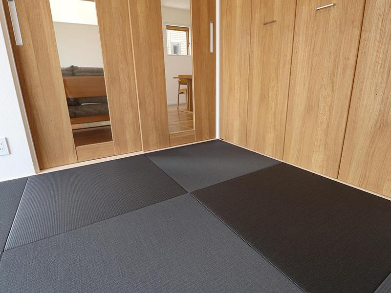 琉球風たたみ 和室