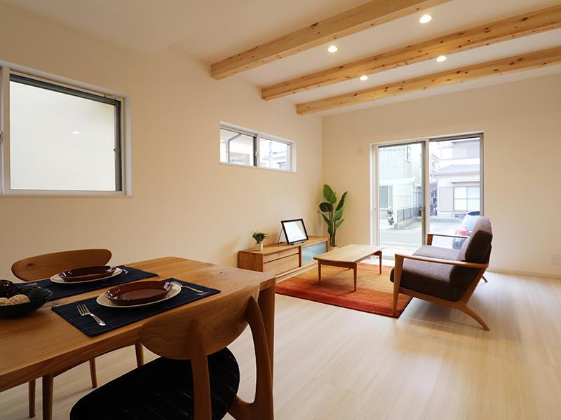 フォーセンス完成 LDK|滋賀で新築建てるなら匠工房