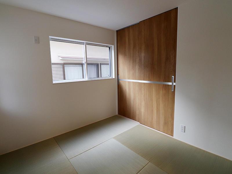 フォーセンス完成 和室|滋賀で新築建てるなら匠工房
