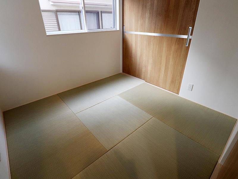 フォーセンス完成 畳スペース|滋賀で新築建てるなら匠工房