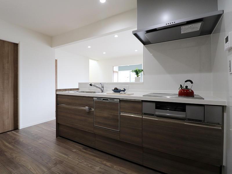新築ゼロキューブ キッチンルーム|滋賀で新築建てるなら匠工房