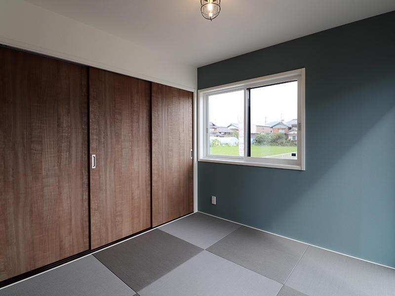 新築ゼロキューブ 和室|滋賀で新築建てるなら匠工房