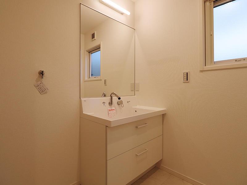 ゼロキューブ 洗面台|滋賀で新築建てるなら匠工房