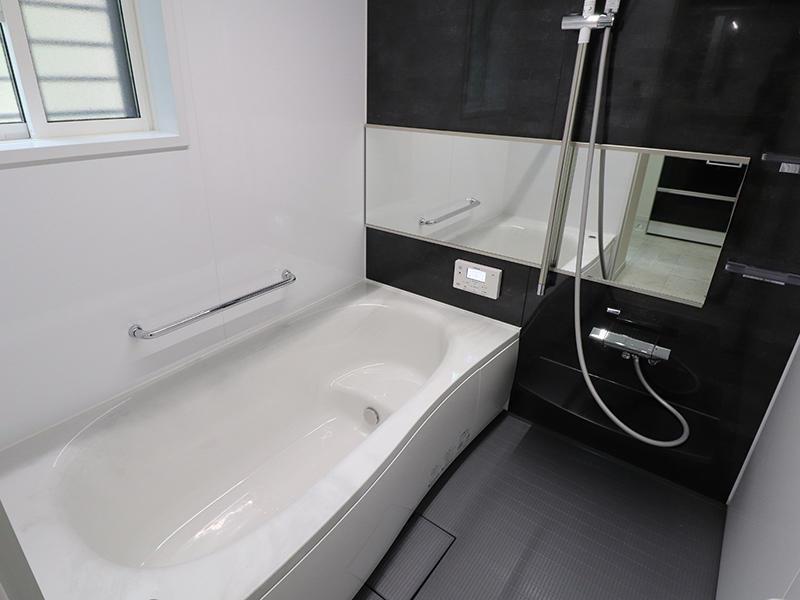 新築フォーセンス完成 システムバス|滋賀で家を建てるなら