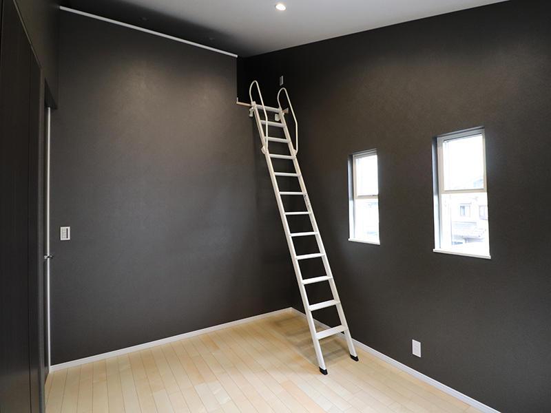 新築フォーセンス完成 ロフト|滋賀で家を建てるなら