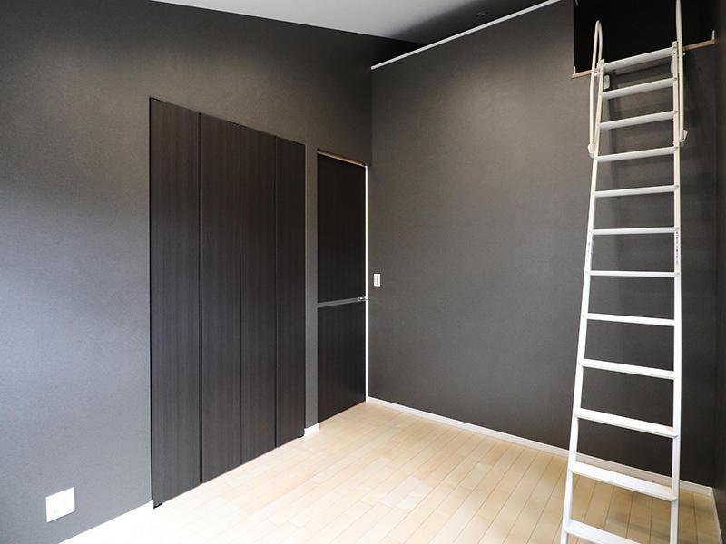 新築フォーセンス完成 ロフト付き|滋賀で家を建てるなら
