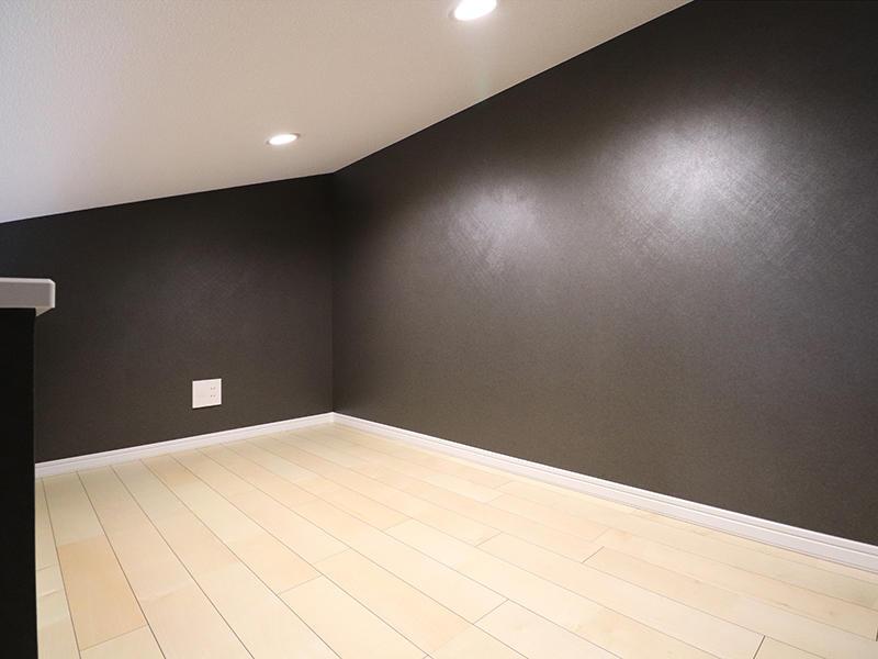 新築フォーセンス完成 2・3畳のロフト|滋賀で家を建てるなら