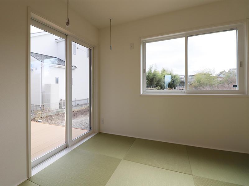 ゼロキューブ新築 たたみ|滋賀で家を建てるなら匠工房